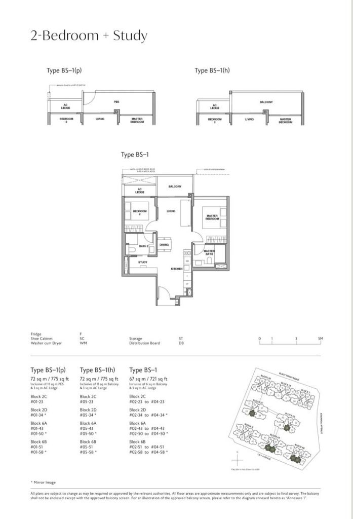 royalgreen-floor-plan-2-bedroom-study-type-b5
