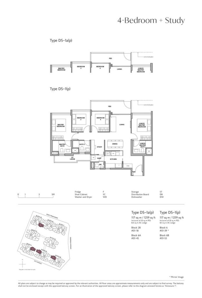 royalgreen-floor-plan-4-bedroom-study-type-ds-1a