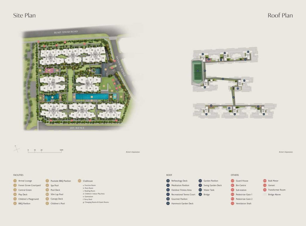 royalgreen-site-plan